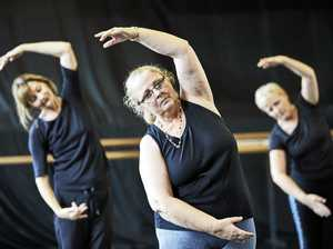 No tutu required: Seniors leap into ballet class