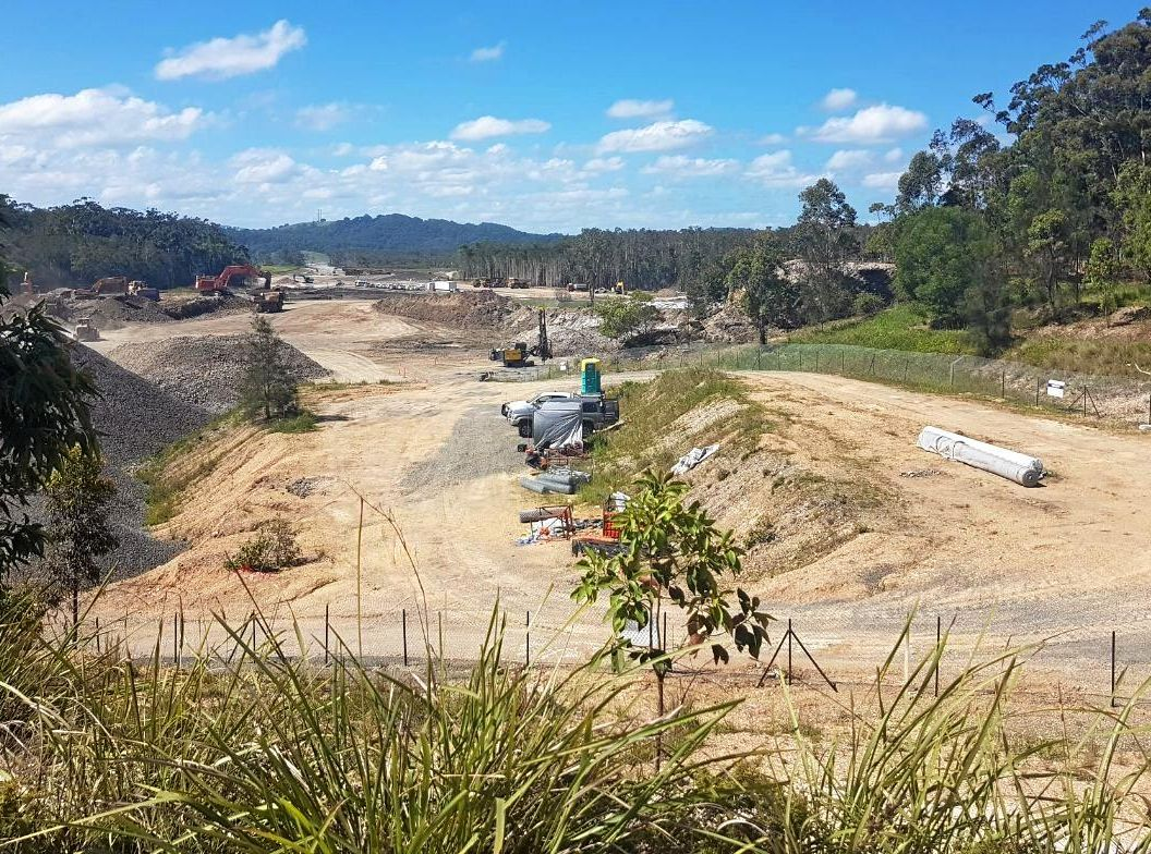 Road works will continue to impact the Pacific Highway traffic next week.