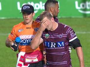Paging Mr Hastings: Manly's desperate plea after Croker ACL