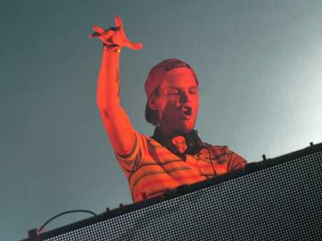 Tim Bergling, better known by his stage name Avicii, was one of EDM music's biggest stars. Picture: AFP/Attila Kisbenedek