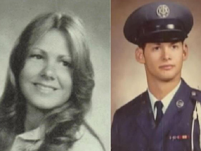 Golden State Killer victims Katie Maggiore & husband Brian murdered on February 2, 1978. Picture: Supplied