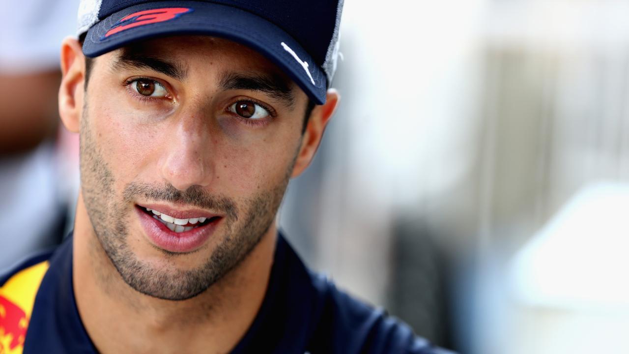 Daniel Ricciardo doesn't fear not having a seat next season.