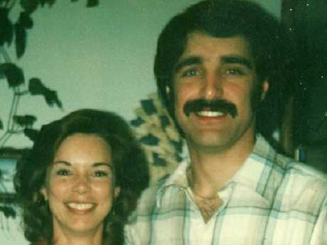 Golden State Killer victims Cheri Domingo & Gregory Sanchez were murdered on July 27, 1981. Picture: Supplied
