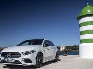 Mercedes-Benz's most affordable hatch brings its 'A' game