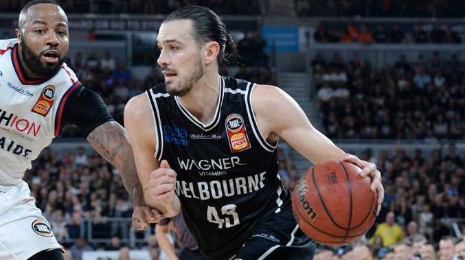 Melbourne United's Chris Goulding has been named in the Boomers squad. Picture: Lawrence Pinder