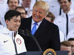 Trump found Paralympics 'tough to watch'