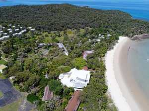 'I own a business on Great Keppel Island and survived'
