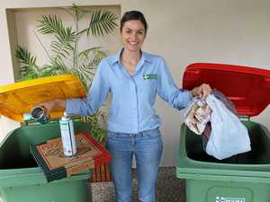 Noosa's tops at recycling
