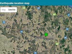 3.0 magnitude earthquake hits Gayndah