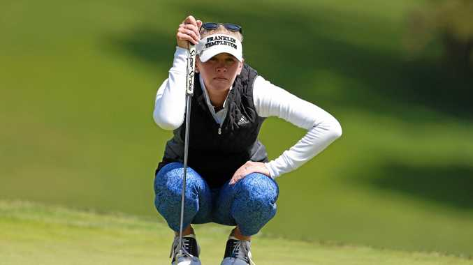 Korda seizes one-shot lead at LPGA Mediheal Championship