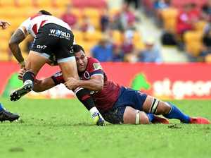 Youthful Queensland Reds break four-game losing streak