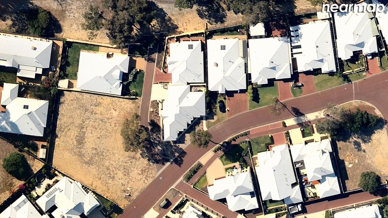 Before: Erskine, Western Australia. Picture: Nearmap.com.au
