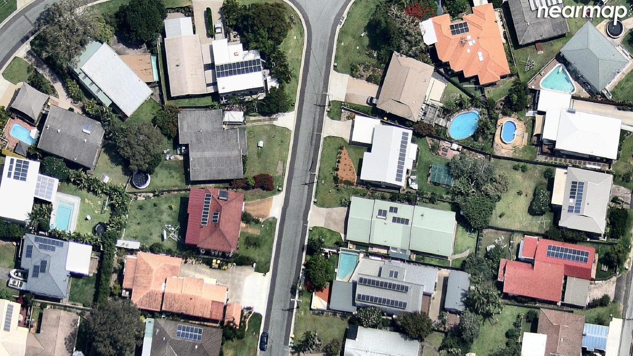 After: Caloundra, Queensland. Picture: Nearmap.com.au