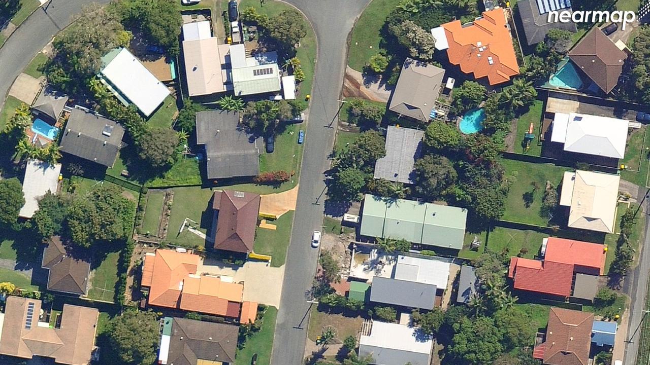 Before: Caloundra, Queensland. Picture: Nearmap.com.au