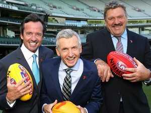 'Utter bulls--t': AFL commentator Brian Taylor slams rumours