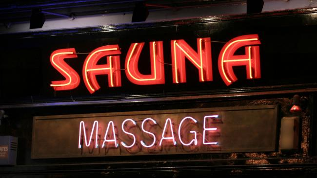 What goes on inside a massage parlour. Gavin explains ...