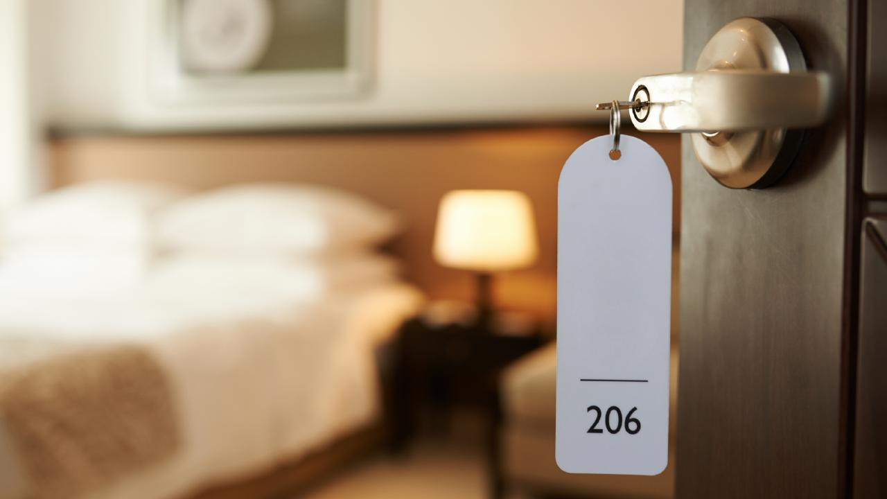 It may seem far-fetched, but hotel rooms do get bugged.