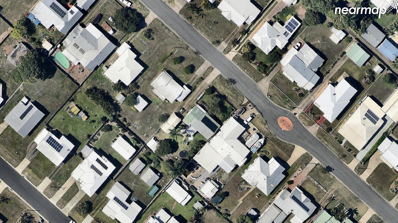 After: Mackay, Queensland. Picture: Nearmap.com.au