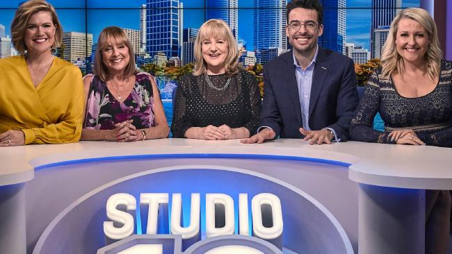 Viewers have been less than impressed with the new-look Studio 10 panel with Angela Bishop and Denise Scott.