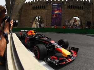 Ricciardo, Red Bull poised to continue run of upsets