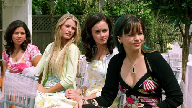 Alexis Bledel has revealed a third Sisterhood of the Travelling Pants movie has been pitched.
