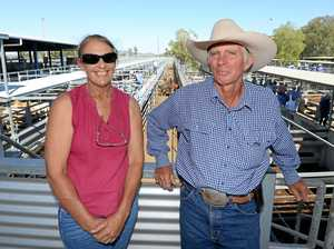 Contract mustering couple had to pack up and move on