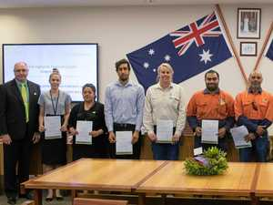 CQ trainees nominate for training awards
