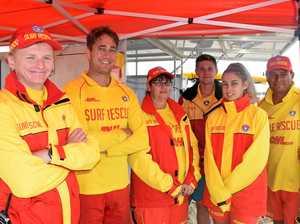 Lifesavers 'rug up' on last patrol of the season