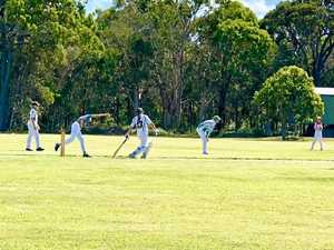 Hervey Bay's junior winter cricket comp begins