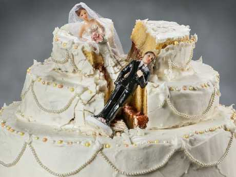 """People who know their partner """"very well"""" before marriage, are 50 per cent less likely to divorce."""