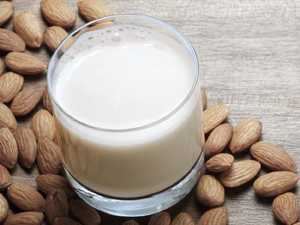 Surprising problem with almond milk