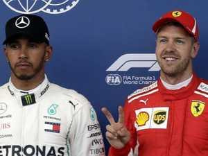 Lewis Hamilton wins chaotic Azerbaijan Grand Prix
