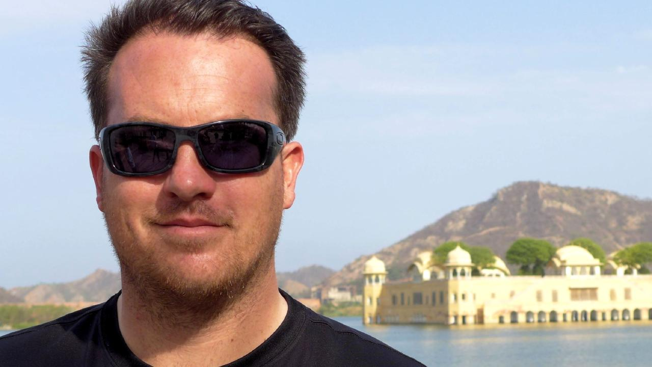Ronan O'Connell has fallen victim to his fair share of scams in Asia. Picture: Ronan O'Connell