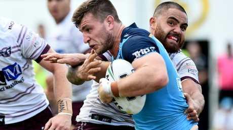 Jai Arrow has stormed into State of Origin contention for Queensland.