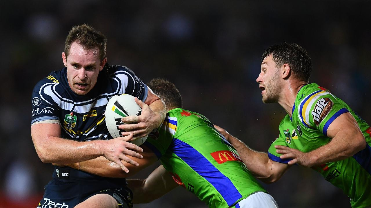 Michael Morgan in action against the Raiders.