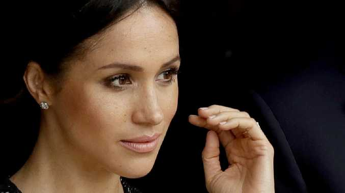 Meghan Markle is marrying Prince Harry in less than a month. Picture: AP