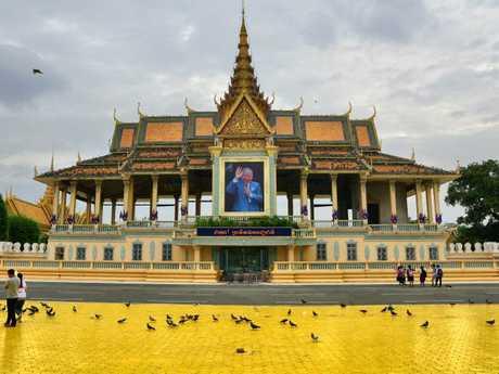 Beware dodgy cops in Phnom Penh. Picture: Ronan O'Connell