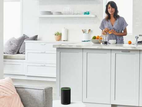 Amazon Echo's Alexa could listen to you even when it is shut down.  Picture:  Supplied