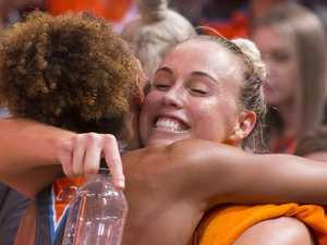 'So sweet': Giants' emotional grand final revenge
