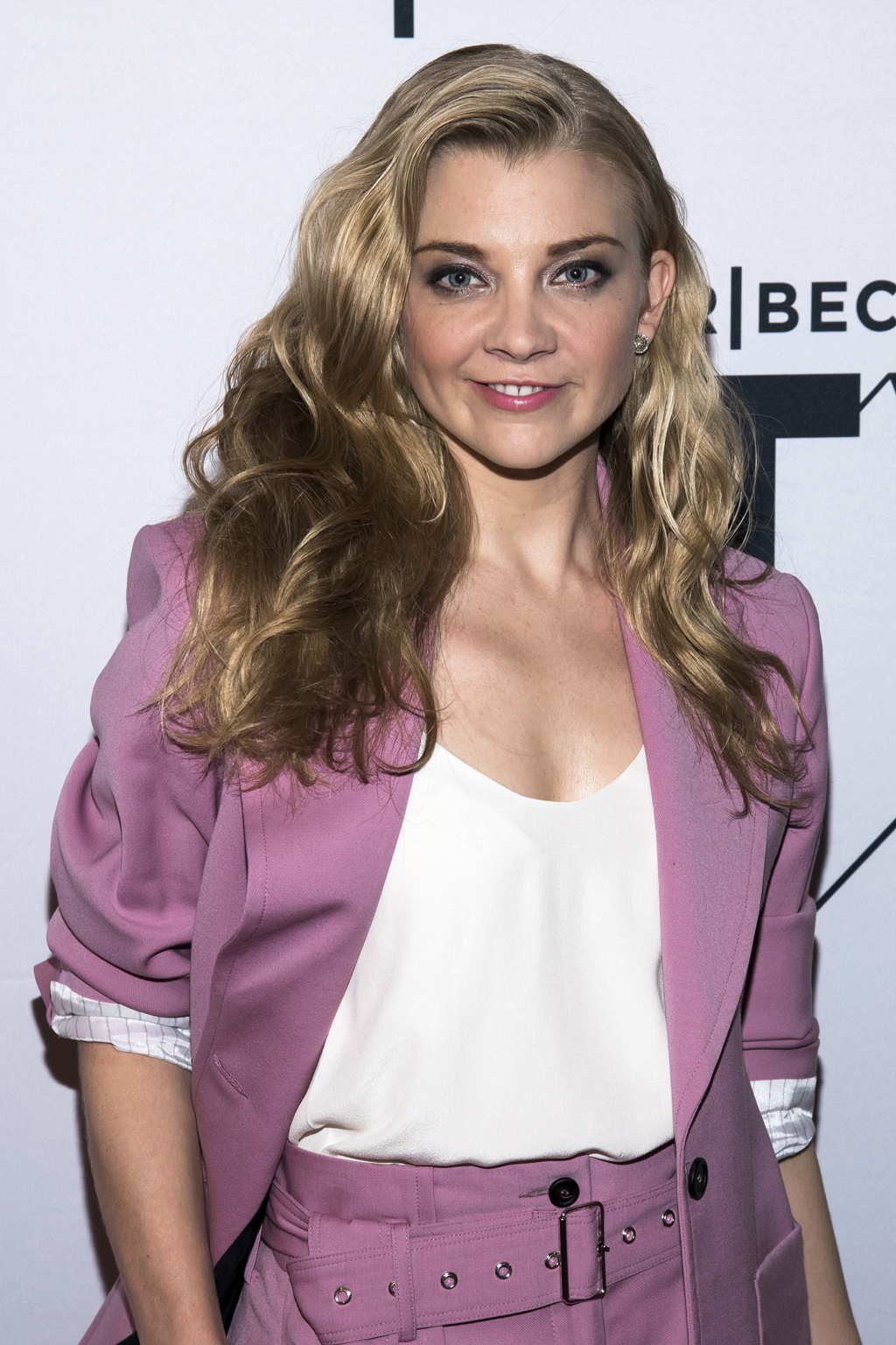 Natalie Dormer attends a screening of Picnic at Hanging Rock at the SVA Theater during the 2018 Tribeca Film Festival in New York.