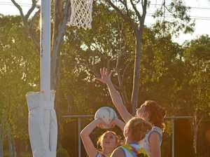 Netball starts at new courts in Nanango