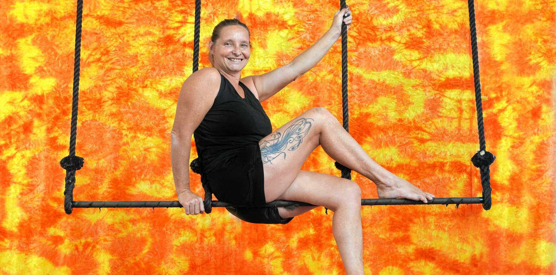 CIRCUS: Sensory Circus Tribe, started by Tammy Stone, is a great place to have some fun and learn new skills.