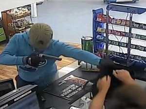 Servo robbed by balaclava wearing ice addict