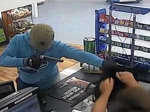 Servo robbed by balaclava wearing ice addict
