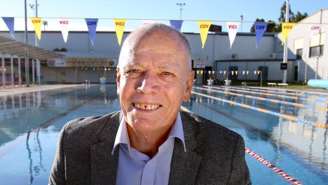 Former deputy premier and treasurer Terry Mackenroth has died. Picture: Renae Droop
