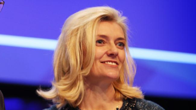 11/5/17: AMP chair Catherine Brenner has resigned. Picture: John Feder/The Australian