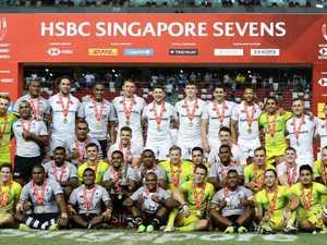 Aussie hearts broken at Singapore Sevens