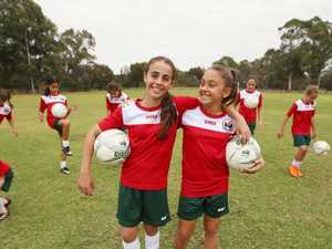 Aussie girls missing out on sport