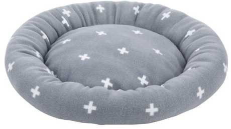 The lifesaver in the form of a $5 pet bed from Kmart.