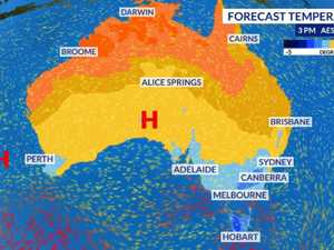 'BOMshell': Weather bureau shifts south